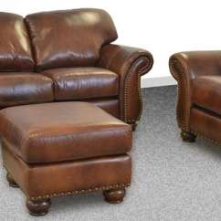 Leather Couch And Chair Positive Posture Luma Home The Sofa Company Custom Sofas