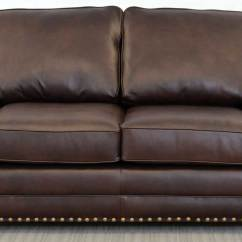 112 Lancaster Leather Sofa Inflatable Double Couch Air Bed Texas Home  The Company
