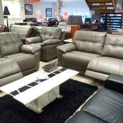 Modena 2 Seater Reclining Leather Sofa Chesterfield Style Uk Company Electric Recliner 3 And Package 999