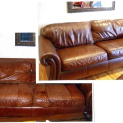 Leather Sofa Cleaning Kit Sleeper At Rooms To Go Before And After Photos Of Recent Jobs Repairs