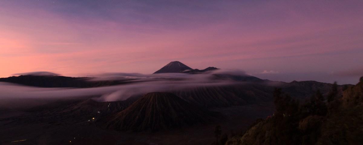 L'est de Java - Les volcans Bromo et Kawah Ijen