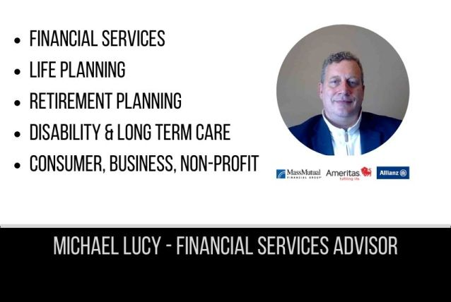 Michael Lucy, Michigan Cerfified Financial Services, Life Insurance and Annuity Advisor