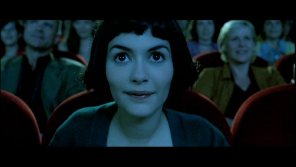 The whimsicality of Amelie (2001) (6/6)