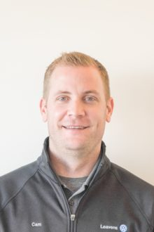 Cam Roseborough - Pre-Owned Inventory Manager