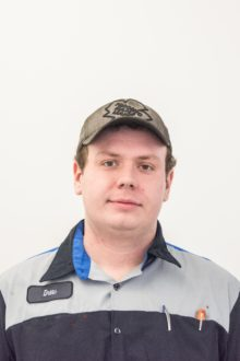 Drew Spowart - Lube & Tire Technician