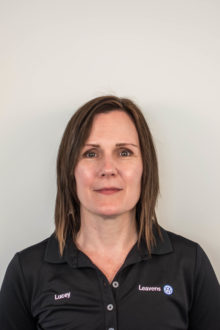 Lucey Williamson - Parts Manager