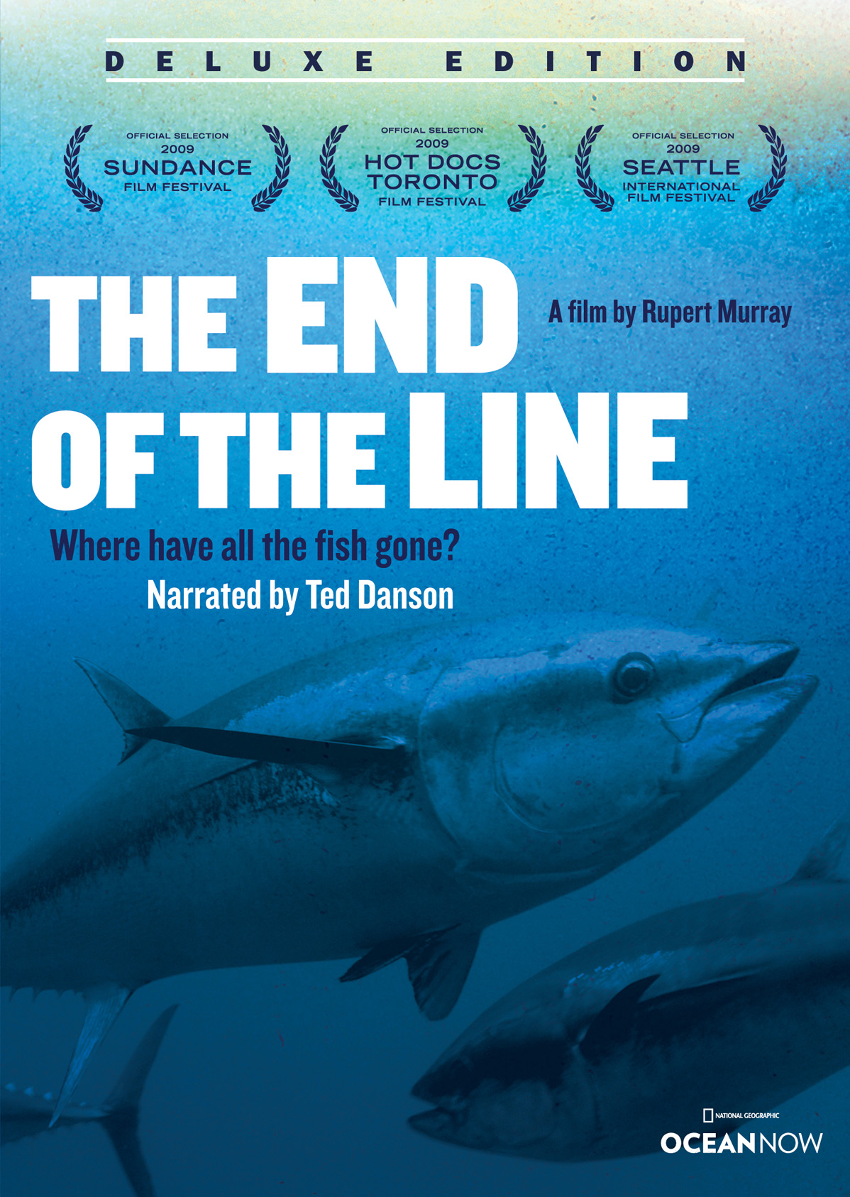 Overfishing The End Of The Line Dvd With Student Worksheet