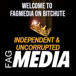 Fagmedia on Bitchute