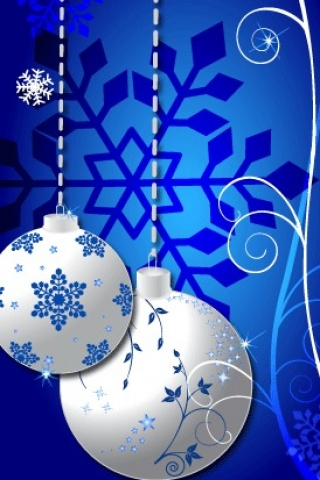 Sfondi di Natale per il desktop del PC iPod touch e