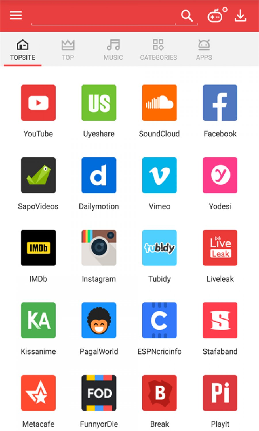 Top YouTube Downloader for Android   Leawo Tutorial Center
