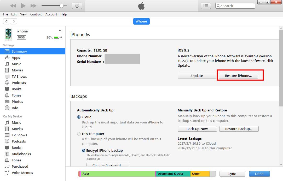 Fix iPhone Won't Go Past Apple Logo?   Leawo Tutorial Center