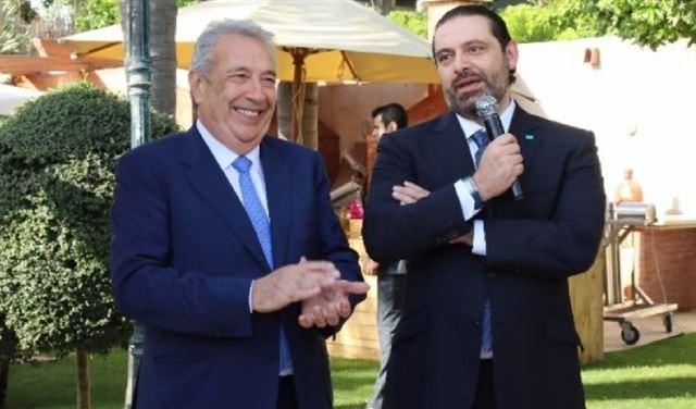 Photo of اجتماع بين الحريري والخطيب عند الساعة الرابعة