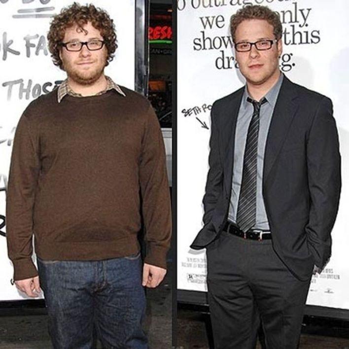 Seth Rogen Weight Loss