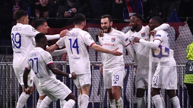 Ligue des champions : l'OL crée la sensation en s'imposant face à la Juve en 8e de finale aller
