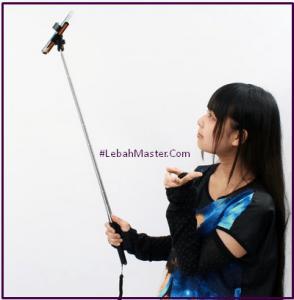 Cara Foto selfie agar Terlihat Keren