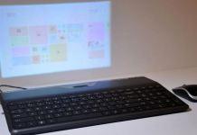 Keyboard Komputer Canggih