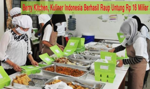 Berry Kitchen Kuliner Indonesia