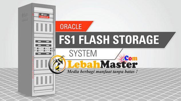 All-Flash di Oracle FS1 Flash Storage System
