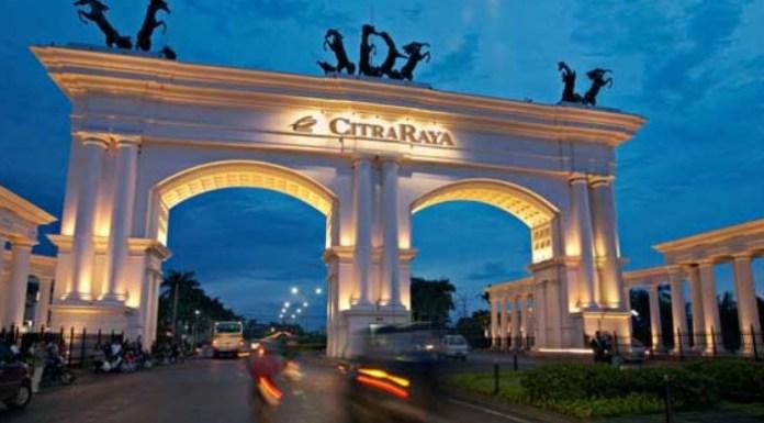 CitraRaya City Cakupa Tangerang