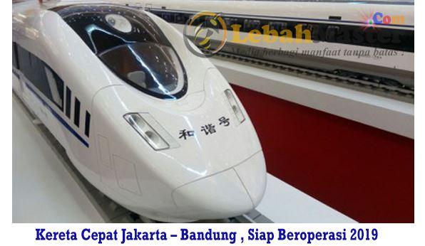 Kereta Cepat Jakarta Bandung