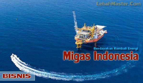 Energi Indonesia Minyak dan Gas