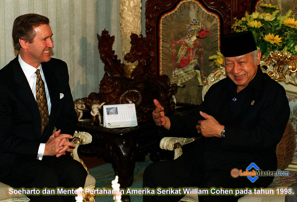 Pak Harto Atau Soeharto