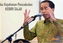 Surat Terbuka untuk Jokowi Soal Hukuman Kebiri Dari Para Aktivis