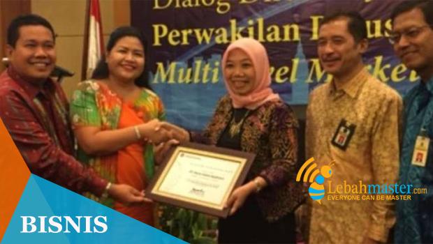 Direktorat Jenderal Pajak Ditjen Pajak Berikan MLM Melia Sehat Sejahtera Penghargaan Taat Pajak