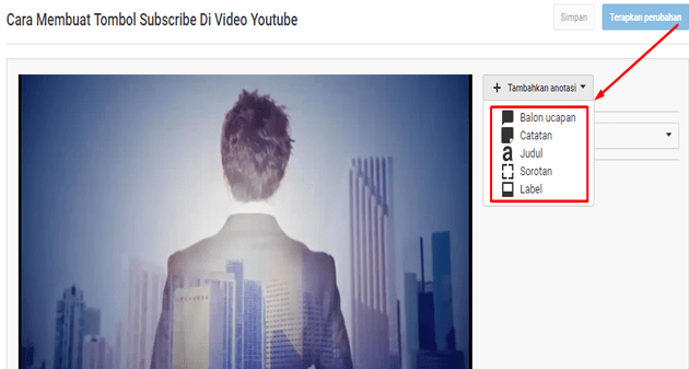 Cara Membuat Tombol Subscribe Di Video Youtube 03
