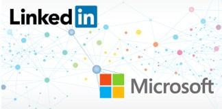Linkedin Resmi Dipiang Microsoft