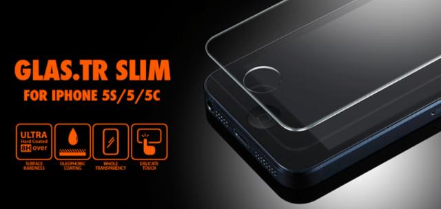 SGP GLAS.t Premium Tempered Glass Screen Protector