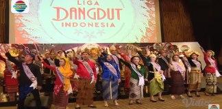 Nama Peserta Liga Dangdut Indonesia