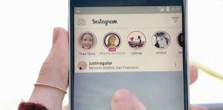 Fitur Baru Instagram Stories