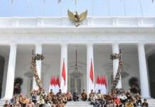 Susunan Kabinet Jokowi 2019