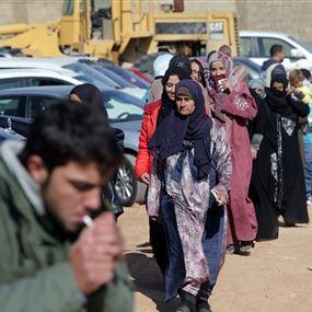 اللجوء السوري آخر ضربة معلم في خريطة الشرق الأوسط الجديد