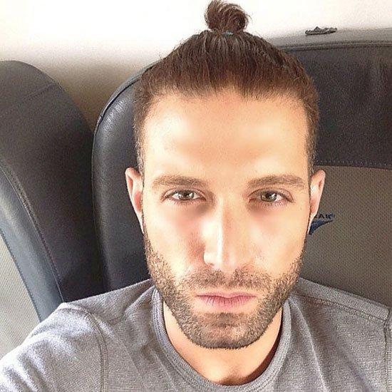 عمر الشريف جونيور فخور أنني يهودي ومثلي الجنس