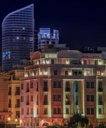 Beirute Noite. Linda Foto Le Patio Boutique Hotel Em