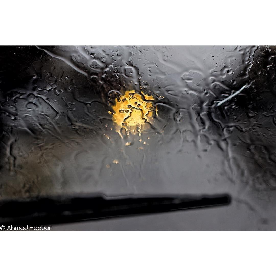 Rain Glass Meditation Rain Car Glass Hope Meditation