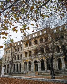Abandoned Grand Hotel Of Sawfar . Proudlylebanese