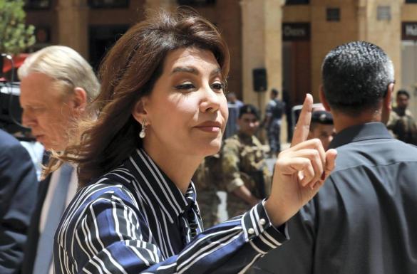 Paula Yaacoubian | Resigned MP | Lebanon Law Review