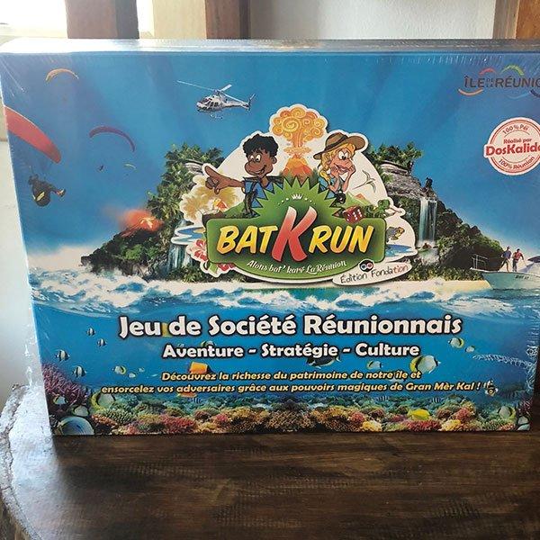 Jeu de société Bat K Run