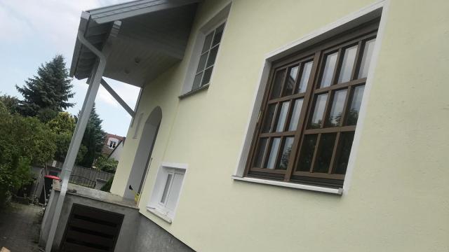 Fassade Baden