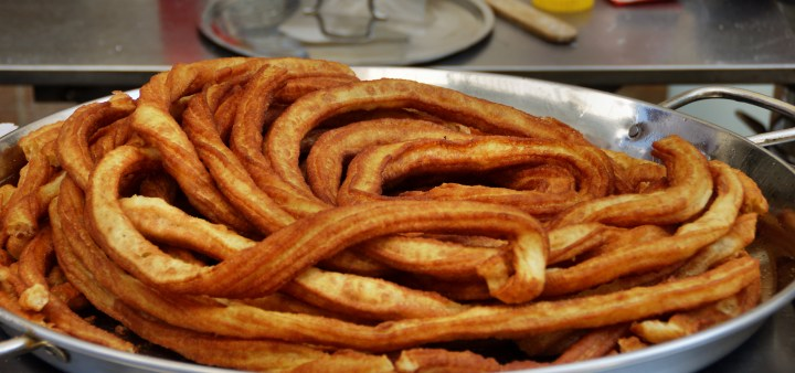 Churros in Andalusien