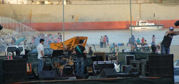 Strandfeste Andalusien