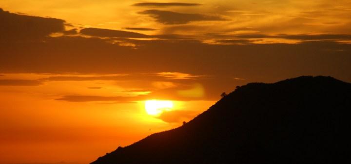 Sonnenaufgang Andalusien