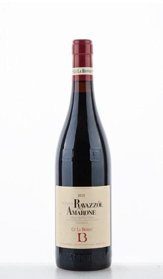 Amarone della Valpolicella Classico DOC Vigneti di Ravazzol 2013 Ca La Bionda