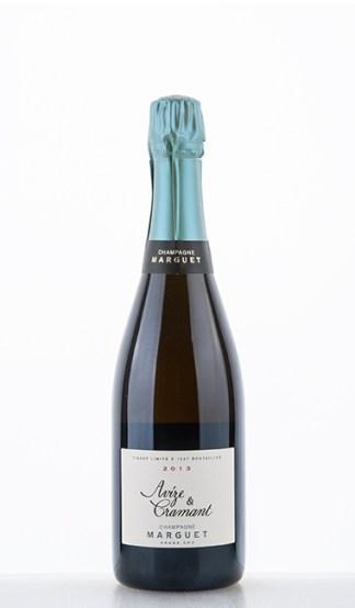 Avize Cramant 2013 Grand Cru Extra Brut 2013 Marguet