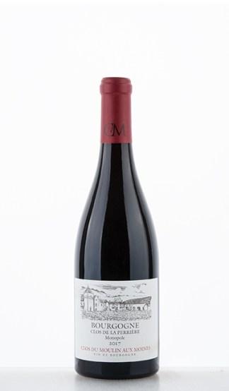 Bourgogne Perrières Rouge 2017 Clos du Moulin aux Moines