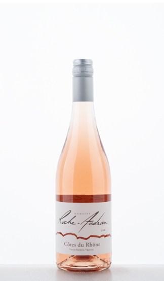 Côtes du Rhône Rosé 2018 Roche Audran