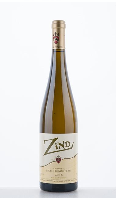 Chardonnay Auxerrois ZIND 2016 Domaine Zind Humbrecht